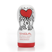 Мастурбатор Tenga Keith Haring Deep Throat Cup photo 1