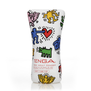 Мастурбатор Tenga Keith Haring Soft Tube Cup photo 1