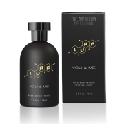 Духи с феромонами Lure Black Label You & Me, Pheromone Personal Scent, 74 ml photo 1