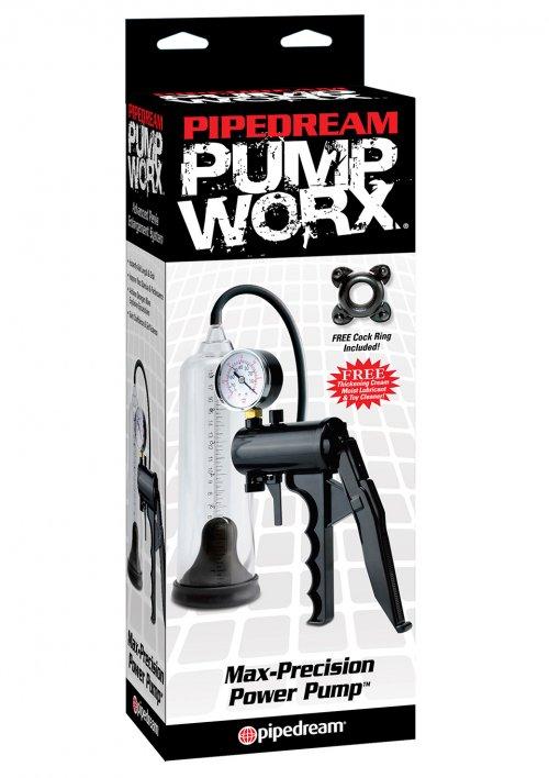 Brass penis pump