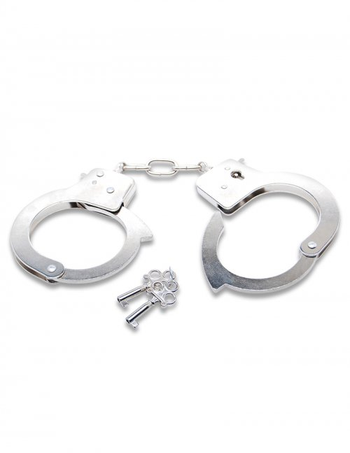 Наручники Fetish Fantasy Oficial Handcuffs Metal photo 1