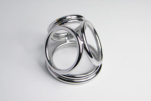 Кольцо для пениса из металла