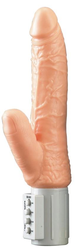 Вибратор с пальцем VIBRATOR WITH THUMB