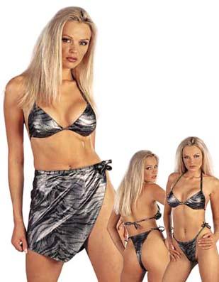 Комплект бикини Sarong Set