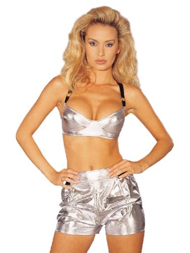 Секси комплект Silver Senorita