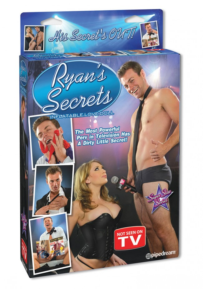 Кукла Ryans Secrets Love Doll DEL10787