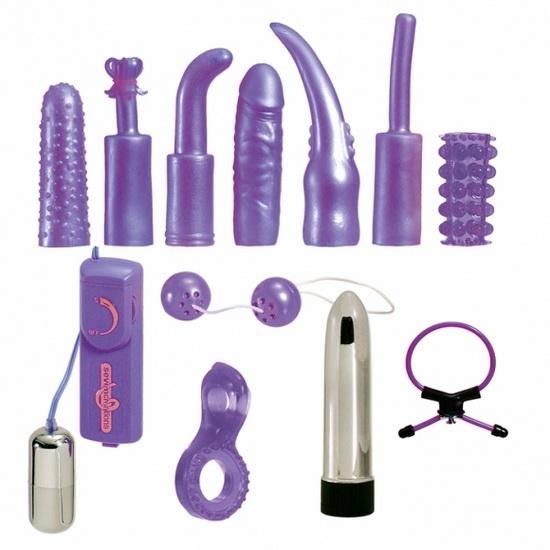 Большoй набор различных секс игрушек Dirty Dozen