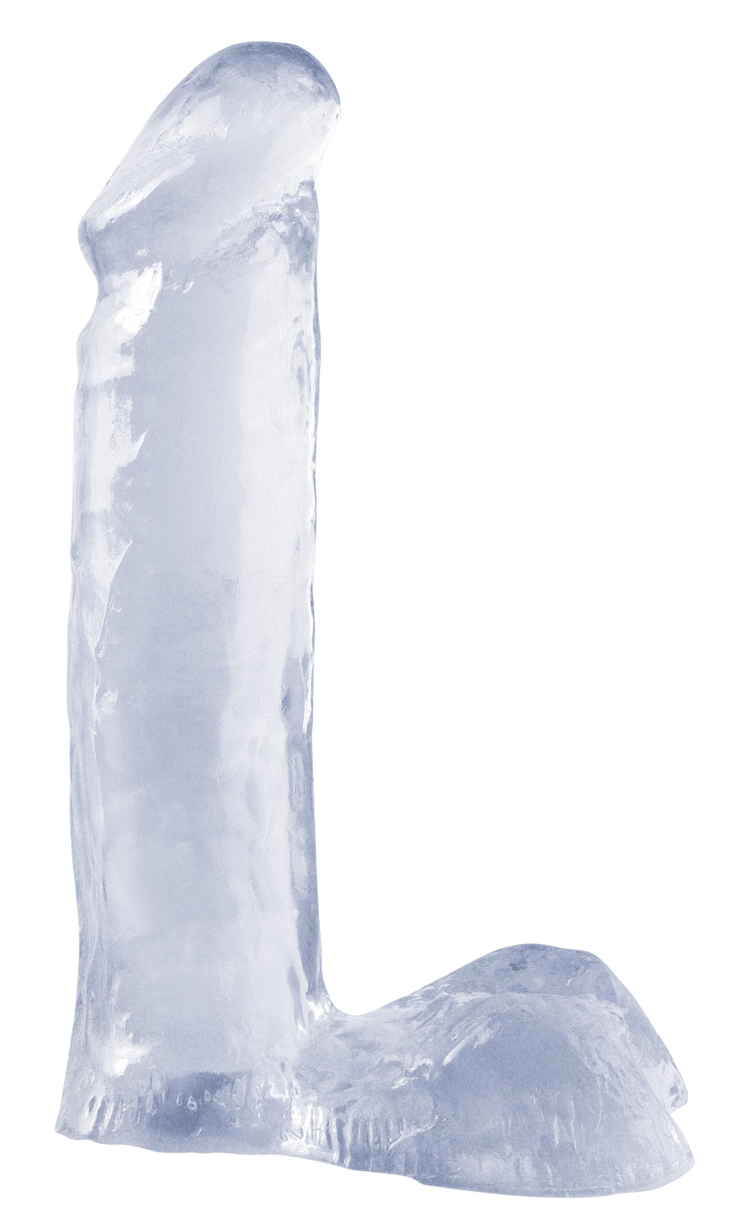 Фаллоимитатор Basix Dong, 19х4 см