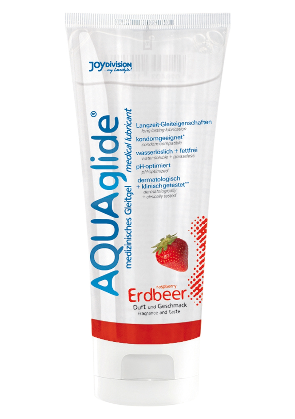 AQUAGLIDE STRAWBERRY, 100 ML