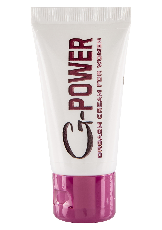 Возбуждающий крем для женщин G-power Orgasm Creme, 30мл