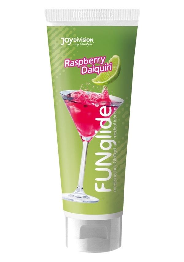 Лубрикант Funglide Raspberry Daiquiry, 120 мл
