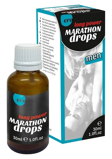 Капли для мужчин Marathon Long Power, 30 мл