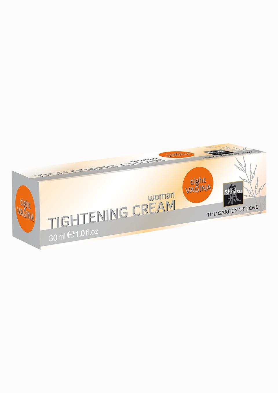 Вагинальный крем Shiatsu Tightening Cream, 30 мл