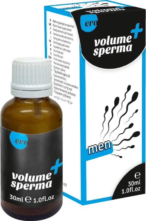 Средство для мужчин Hot Volume+Sperma Men, 30 мл