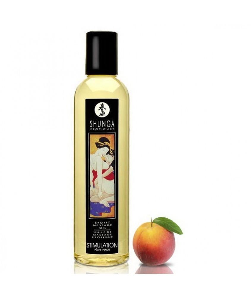 Массажное масло Shunga, 250 мл, стимулирующее