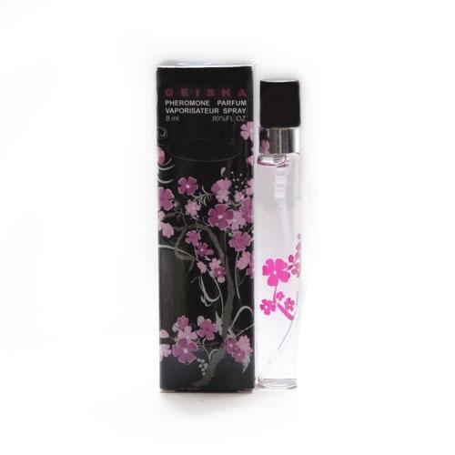 Духи с феромонами Geisha Camellia, 15 мл