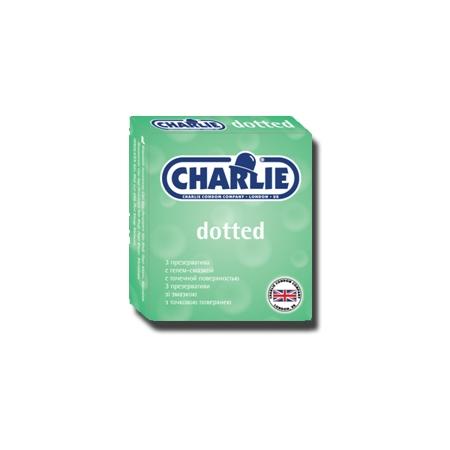 Презервативы с пупырышками Charlie №3