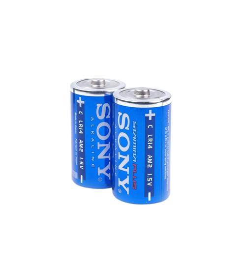 Батарейки SONY AM2 C LR14 1.5V
