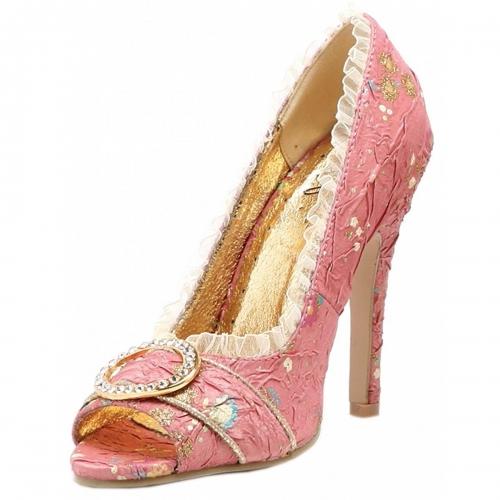 Туфли женские TORI розовые, 38 размер