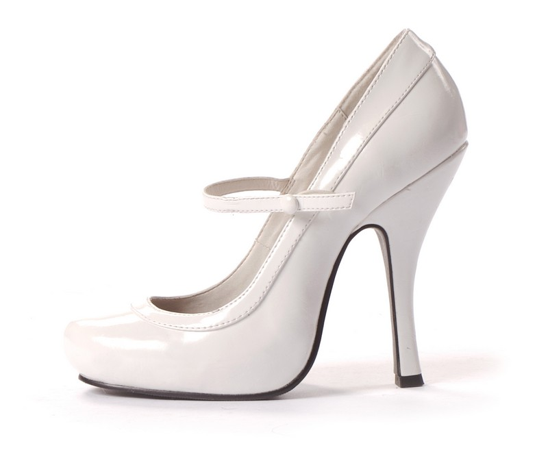 Туфли BABYDOLL WHITE