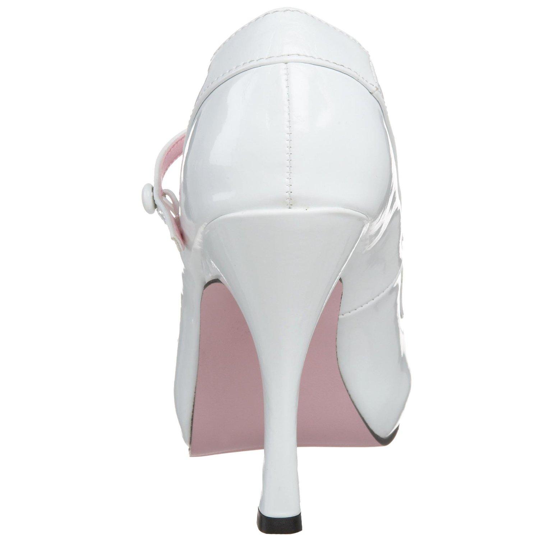 Белые туфли BABYDOLL WHITE
