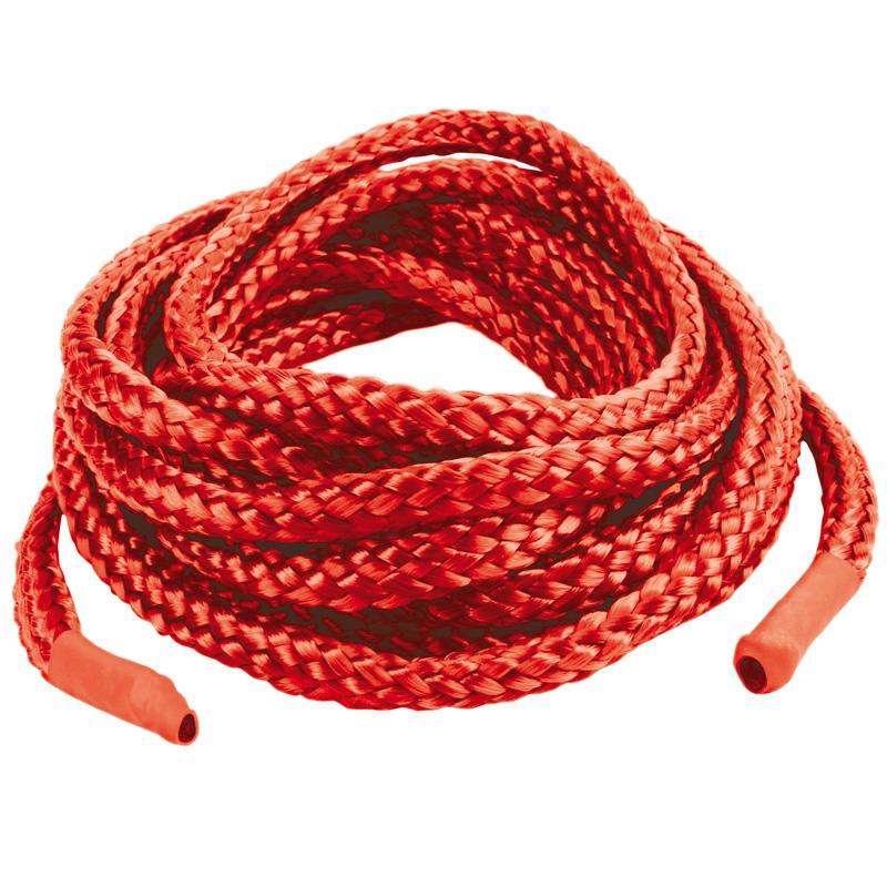 Веревка для бондажа TS1014416, красная