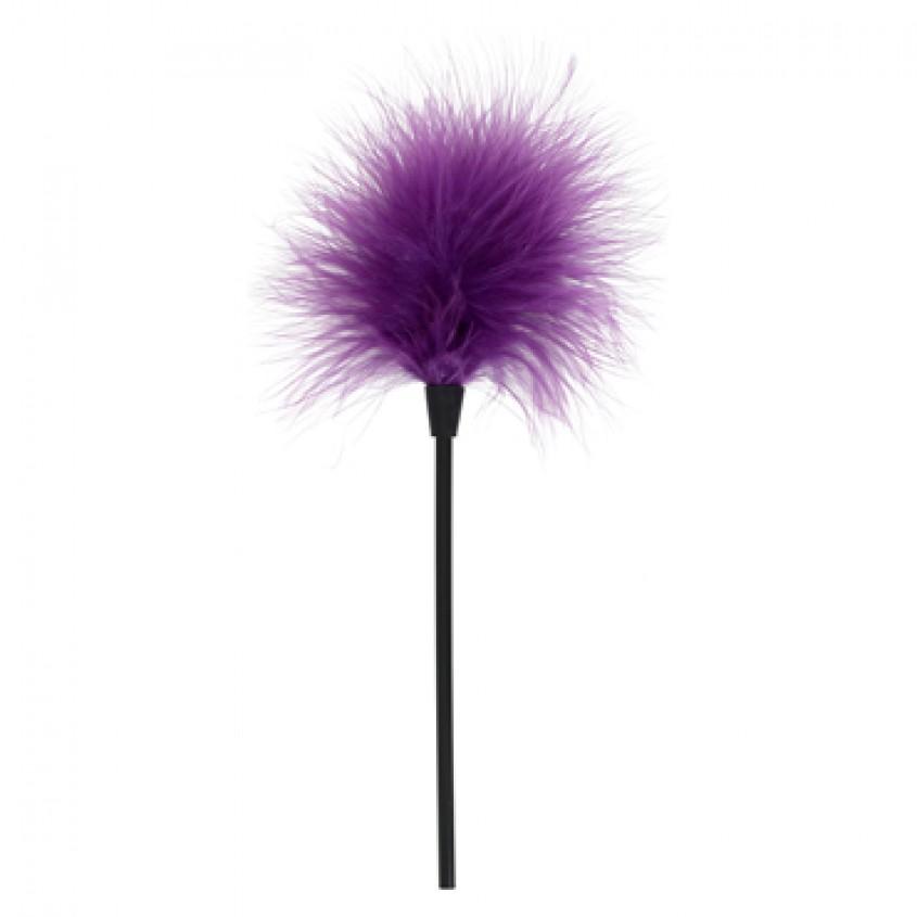 Сексуальная перьевая метелочка, фиолетовая