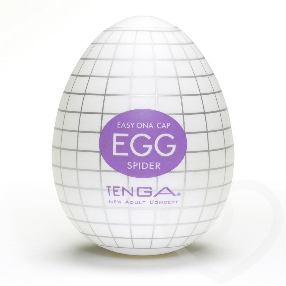 Мастурбатор Tenga Egg Spider (Паук)