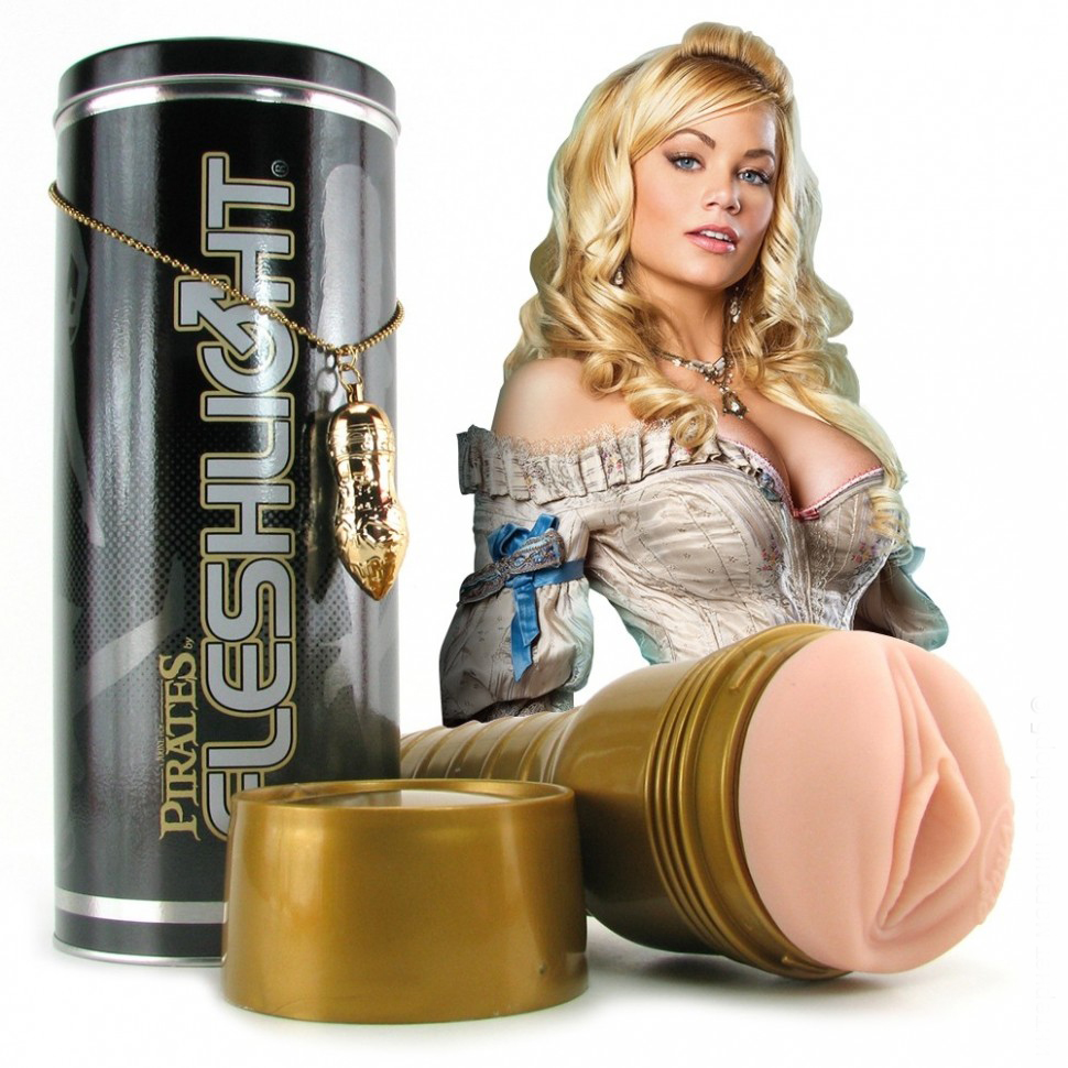 Мастурбатор Fleshlight Girls: Pirates Edition. Riley Steele Nipple Alley