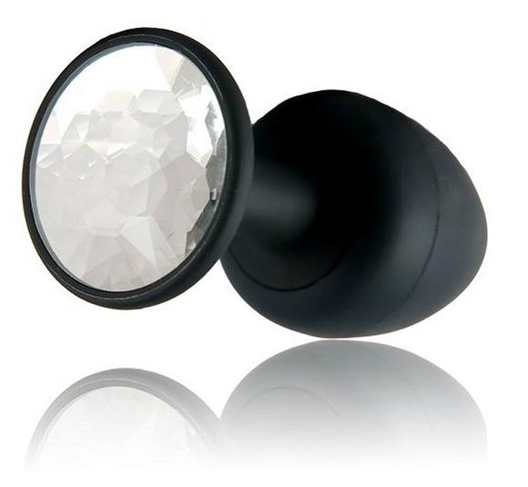 Анальная пробка Marc Dorcel Geisha Plug Diamond M