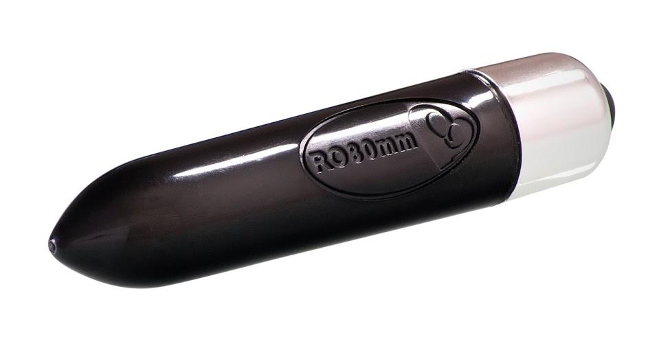 Вибратор Rocks Off RO-80mm Single Speed Black