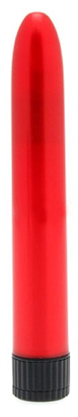 Вибратор SUPREME JOY ULTRASLIM VIBRATOR RED ROD