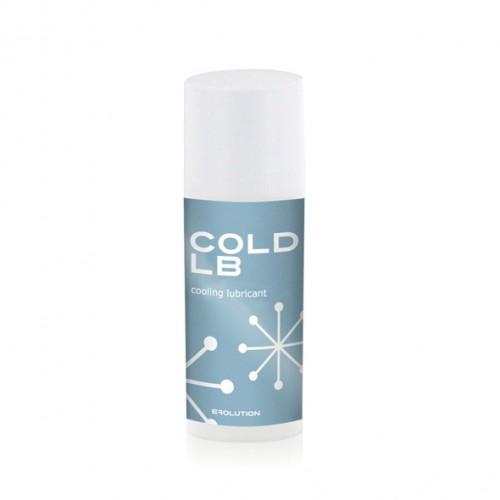 Лубрикант Erolution Cold LB: смазка на водной основе с охлаждающим эффектом, 50 мл