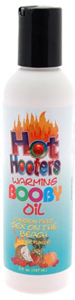 Масло для массажа HOT HOOTERS WARMING MASSAGE PASSION FRUIT