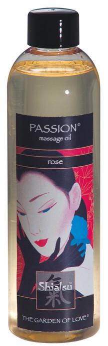 Массажное масло SHIATSU MASSAGE OIL ROSE