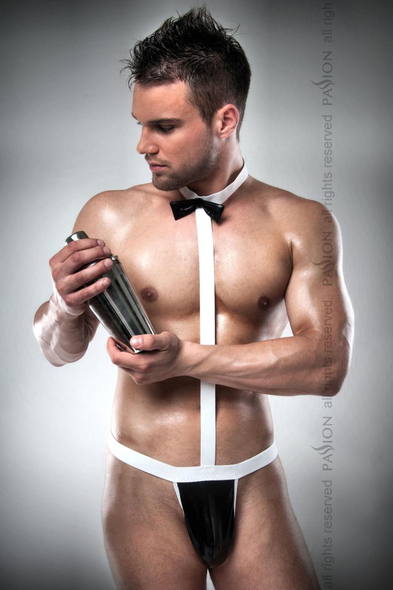 Мужской эротический костюм-боди Passion 021 BODY, S/M