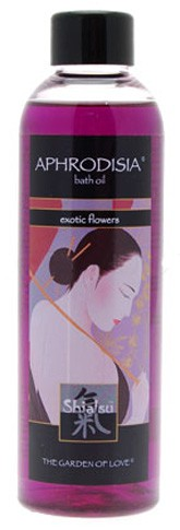 Масло для ванной SHIATSU APHRODISIA BATH OIL EXOTIC FLOWERS