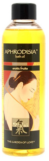 Масло для ванной SHIATSU APHRODISIA BATH OIL EROTIC FRUITS