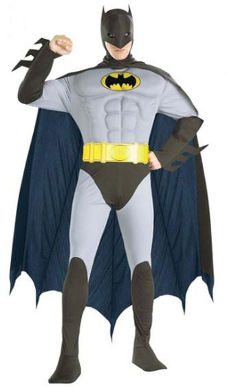 Костюм супергероя Бэтмена