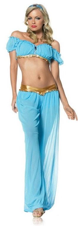 Костюм арабской принцессы ARABIAN PRINCESS XS