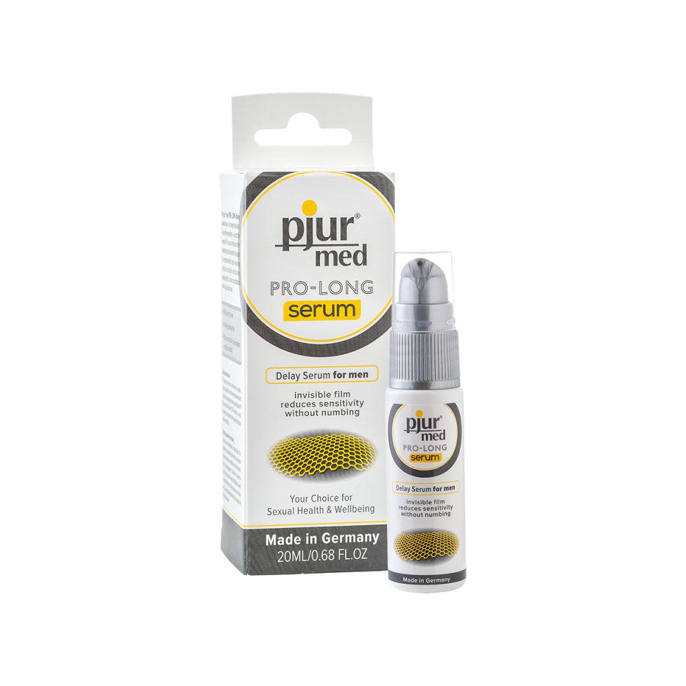Пролонгирующий гель-смазка для мужчин Pjur MED Pro-long Serum, 20 мл