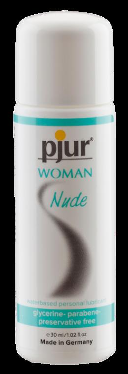 Лубрикант на водной основе Pjur Woman Nude, 30 мл