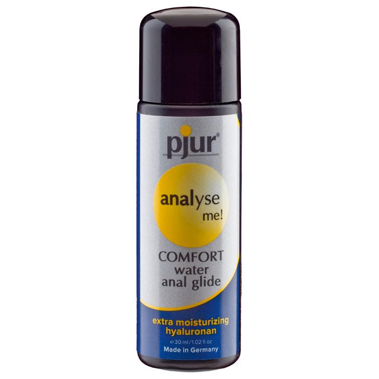 Анальная смазка на водной основе Pjur Analyse Me! Comfort Water Glide, 30 мл