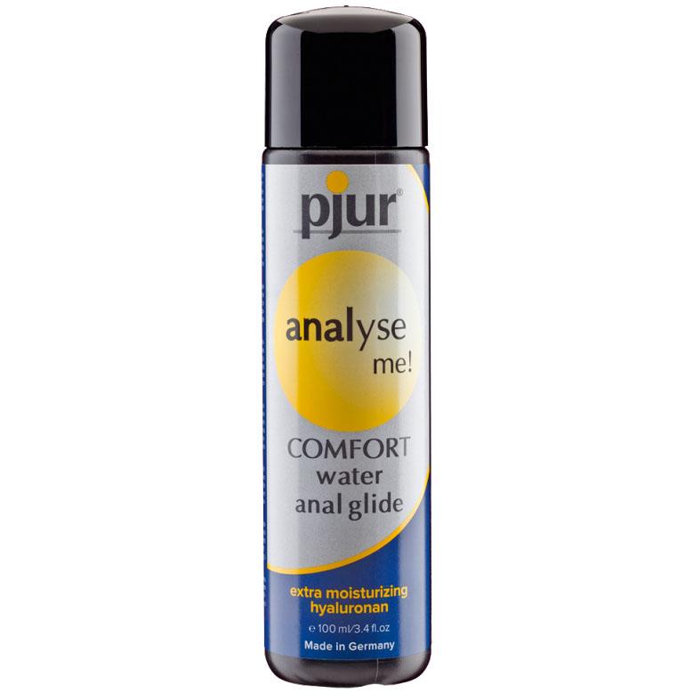 Анальная смазка на водной основе Pjur Analyse Me! Comfort Water Glide, 100 мл