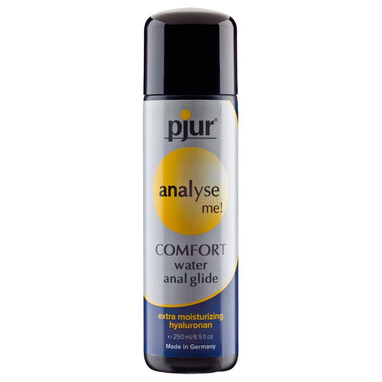 Анальная смазка на водной основе Pjur Analyse Me! Comfort Water Glide, 250 мл