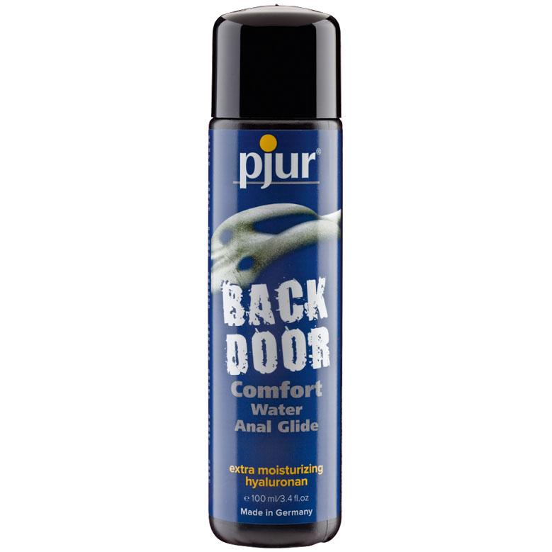 Анальная смазка на водной основе Pjur Backdoor Comfort Water Glide, 100 мл
