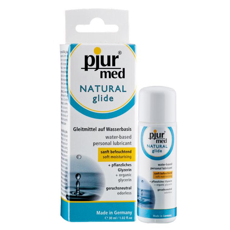 Лубрикант на водной основе Pjur MED Natural Glide, 100 мл