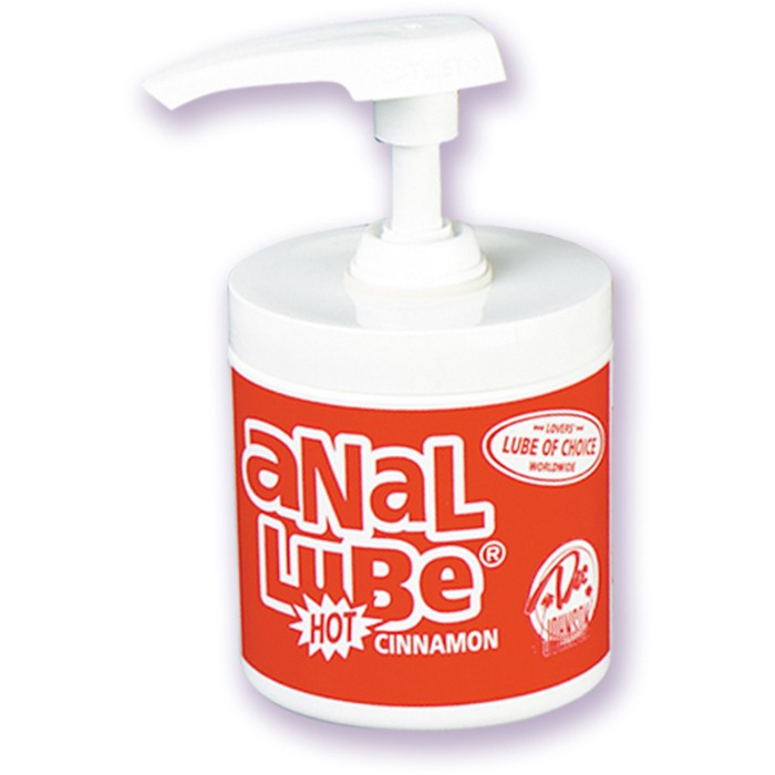 Лубрикант ANAL LUBE HOT 142 ML