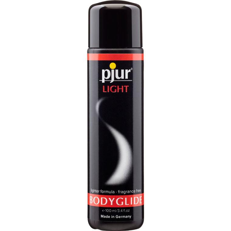 Лубрикант на силиконовой основе Pjur Light, 100 мл