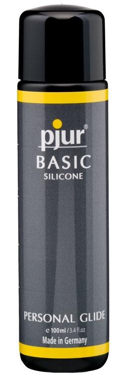 Лубрикант на силиконовой основе Pjur Basic Personal Glide, 100 мл